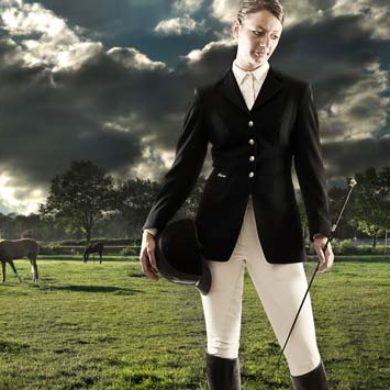 Cómo vestirse para montar a caballo